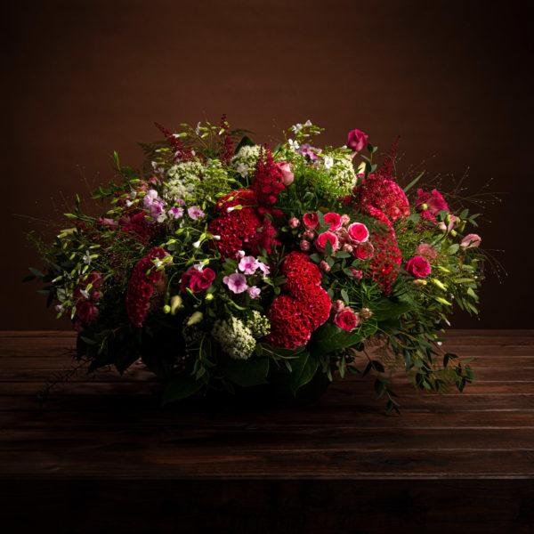 jane-luce-bouquets-deuil-coussin-rond-champetre-1